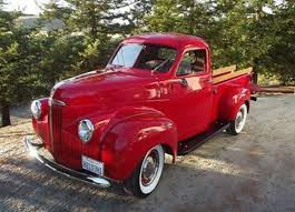 46 Studebaker | EBay | Beep Toot Honk | Pinterest | Cars, Classic ... Bangshiftcom Deuce And A Half Ford F450 Platinum Trucks And Diesel 1988 Jeep Comanche Race Truck On Ebay Mopar Blog Beautiful Old Trucks Ebay Collection Classic Cars Ideas Boiqinfo Commercial Auction Steve Mcqueens 1941 Chevy Pickup Is Up For Sale Motors Intertional Harvester Metro Make Great Camper Catering Truck 1948 Ivor Va Ewillys Rare 1987 Toyota 4x4 Xtra Cab Up Aoevolution Business Rhpinterestcom Innovative Motorhome Frhfakrubcom Quad Axle Dump Elegant 1951 Chevrolet Other Pickups New