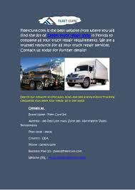 100 Truck Repair Near Me Service At Fleetcurecom