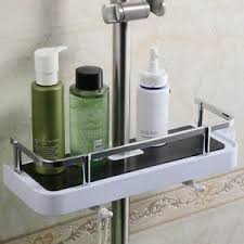 badezimmer regal dusche lagerregal halter shoo badetuch