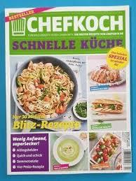 chefkoch spezial 2 2020 schnelle küche ungelesen 1a abs top ebay