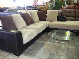 Cindy Crawford Microfiber Sectional Sofa by Furniture Microfiber Sofa Microfiber Sectional Sofas