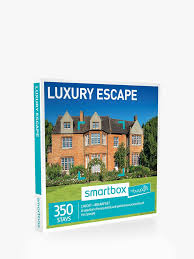 100 John Lewis Hotels Smartbox Luxury Escape Gift Experience