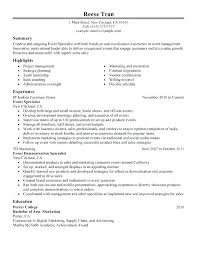 Telecommunications Technician Resume Examples Telecommunications