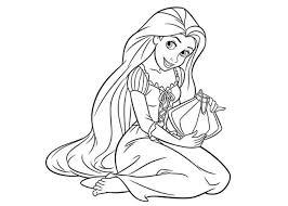 Disney Princesses Coloring Pages