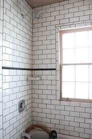 Tiling A Bathtub Skirt by Bathroom Splendid Subway Tile Tub Surround Images 123 How To