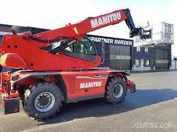 Manitou -mrt-2150-plus-t4-24v, Registracijos Metai: 2018 ...