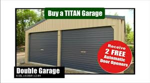 Titan Garages And Sheds by Adgile Media Real Time Media Analytics