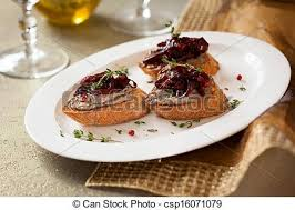 pate canapes canapes with chicken liver pate and chutney picture search