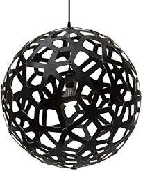 coral leuchte moderne led designer hängeleuchte exklusive