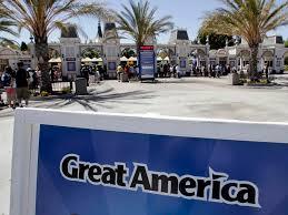 Californias Great America Halloween Haunt by Police Break Up Melee At Great America Halloween Haunt