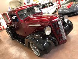 1937 Gmc T14 Truck V8 Powered Modern Drivetrain And Suspension ...