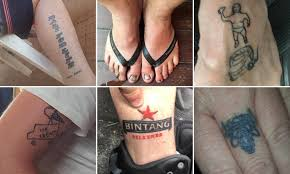 100 Semi Truck Tattoos Australian Travelers Share The Worst Tattoos Theyve Got In