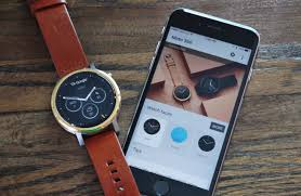 Second gen Moto 360 smartwatches will Android Wear 2 0 soon