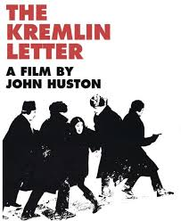 The Kremlin Letter is released in the UK on DVD on July 25th