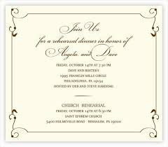 Wedding Rehearsal Dinner Invitations Designed By Nicole DAmico