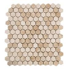 lystra almond porcelain mosaic almonds mosaics and porcelain