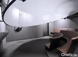 planetarium ursensollen eröffnung am 12 dezember onetz