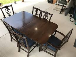 Ethan Allen Furniture Bedford Nh by Ethan Allen Dining Table In Mcminnville Yamhill County Oregon
