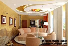 Modern Gypsum Ceiling Designs For Dining Room