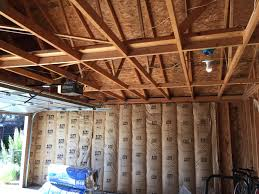 Insulating Cathedral Ceilings Rockwool by Can I Use R19 Fiberglass Insulation In 2x4 Studs Homeimprovement