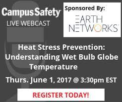 heat stress prevention understanding bulb globe temperature