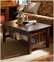 mission style coffee table plans free luxury mission style sofa