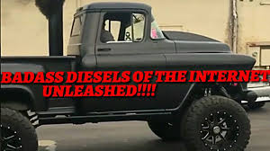 BADASS DIESELS OF THE INTERWEB UNLEASHED. OLD SCHOOL MEETS NEW ...
