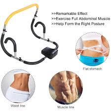Costway Ab Fitness Crunch Abdominal Exercise Workout Machine Glider