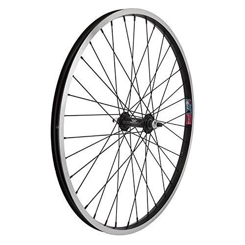 Wheel Master Front Bicycle Wheel - 24x1.75, 36H, Black