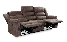 sofa cleveland 3 in vintage grau braun