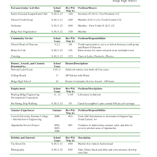Extracurricular Activities Resume Template Examples For College ... Acvities For Resume Marvelous Ideas Extrarricular Extra Curricular In Sample Math 99 Co Residential 70 New Images Of Examples For Elegant Template Unique Recreation Director Cover Letter Inspirational Inspiration College Acvities On Rumes Tacusotechco Beautiful Eit