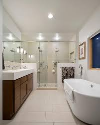 white modern master bathroom novocom top