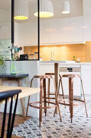 carreaux ciment cuisine focus matière les carreaux de ciments cocon de décoration le