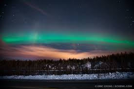 graphing the Northern Lights in Fairbanks Night 1 — Eric Cheng