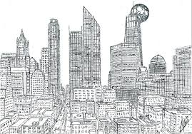 Free Printable Coloring New York City Pages 96 With Additional Picture Page