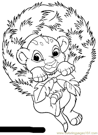 Christmas Coloring Page 77 Download