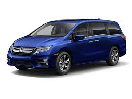 New 2019 Honda Odyssey For Sale | Springfield IL - 19105