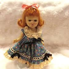 Винтажная кукла Джинни от Vogue Vintage Vogue Red Hair Ginny Doll In