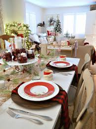 Fred Meyer Fresh Christmas Trees by Cottage Farmhouse Christmas Dining Room Fox Hollow Cottage