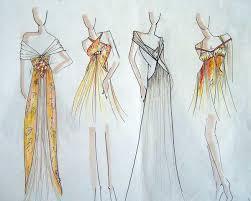 Fashion Design Sketches Screenshot