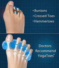Feature Product Reviews Attain Proper Foot Health With Yoga Toes