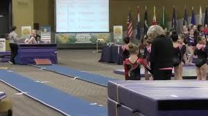 2016 4k level 3 gymnastics vault 9 600 youtube