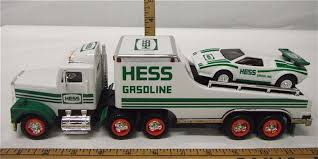1991 Hess Toy Truck & Racer Car Transporters And 50 Similar ...