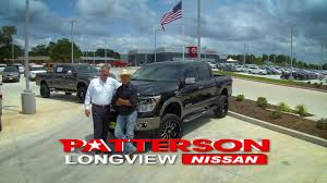 Patterson Nissan Longview - New Location - YouTube Patterson Truck Stop In Longview Tx Car Reviews 2018 Residents Seek Answers To 14 Unresolved Homicides Local Pilot Flying J Travel Centers 2017 Ram 3500 Tradesman 4x4 Crew Cab 8 Box In Tx Home Facebook Nissan Frontier 4x2 Sv V6 Auto Titan Warrior Concept Videos Autos Pinterest Excel Chevrolet Jefferson A Marshall Atlanta 2016 Gmc Sierra 1500 4wd 1435 Slt Is Proud Be Located Kilgore New Location Youtube
