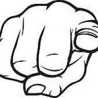 Person Pointing At You Clipart & Person Pointing At You Clip Art