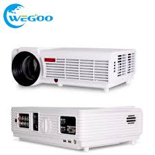 click to buy led 96 portable mini projector 3000 lumens home
