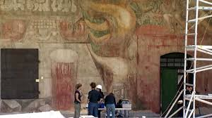 Famous Mural Artists Los Angeles by Restored