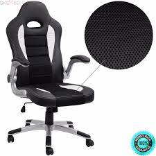 Buy SKEMiDEX---Office Chair Ergonomic Computer PU Leather Desk ... Lecture Hall Chairs Waiting Sofas Conference And Office Seating Ergonomic Gaming Chair Shop For High Back Computer Design Comfort Black Vinyl Stackable Steel Side Reception With Arms Cheap Office Waiting Room Chairs Find Raynor Bodyflex Guest Set Of Two Lebanon Comfortable Top 2017 Hille Se Skid Base Classroom With Wooden Seat Three Ergonomic Empty In The Room A Modern Thigpen Mesh Task