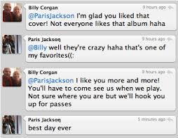 Smashing Pumpkins Zeitgeist Album Cover by Paris Jackson U0026 Billy Corgan U0027s Introduction Is Zeitgeist