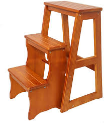 Wooden Folding 3 Tier Steps Ladder Multipurpose Portable Chair ... Folding Step Stool Plans Wooden Foldable Ladder Diy Wood Library Top 10 Largest Folding Step Stool Chair List And Get Free Shipping 50 Chair Woodarchivist Costzon 3 Tier Nutbrown Cosco Rockford Series 2step White 225 Lb Vintage Reproduction Amish Made Products Two Big With Woodworkers Journal Convertible Plan Rockler Kitchen Lj76 Advancedmasgebysara 42 Custom Combo Instachairus Parts Suppliers Detail Feedback Questions About Plastic